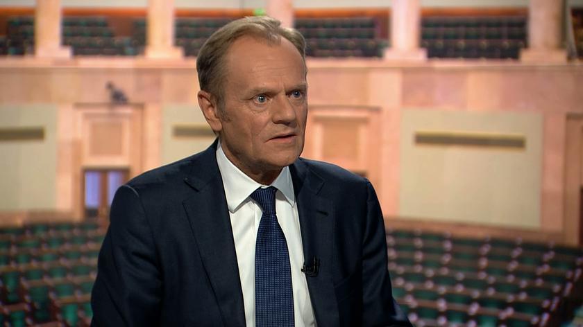 Tusk: oferuję Platformie Obywatelskiej silne przywództwo