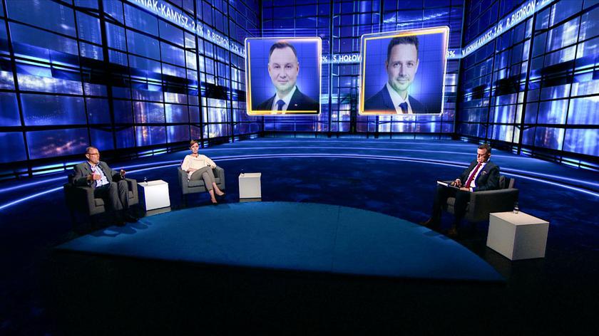 Dudek: jeśli Andrzej Duda będzie agresywny, to straci