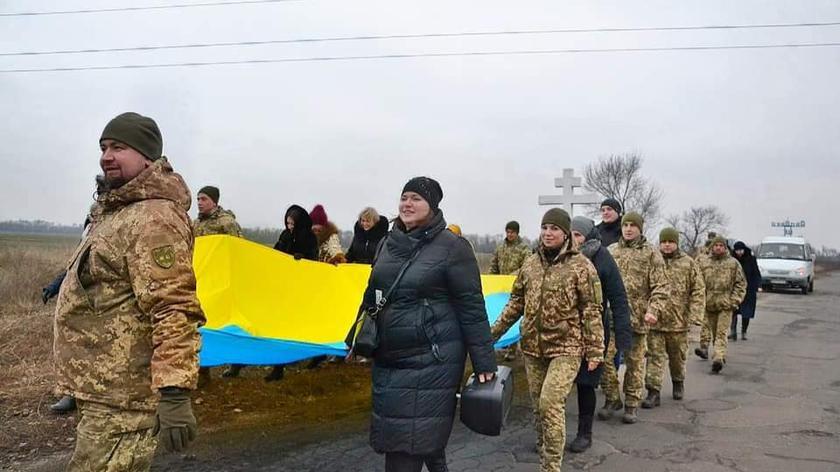 Obchody Aktu Zjednoczenia Ukrainy w Kijowie