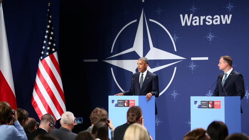Obama: wyraziłem zaniepokojenie sytuacją wokół Trybunału