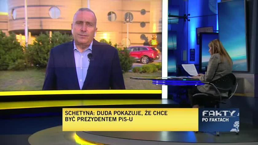 Grzegorz Schetyna o nowelizacji Kpa i reakcji Izraela