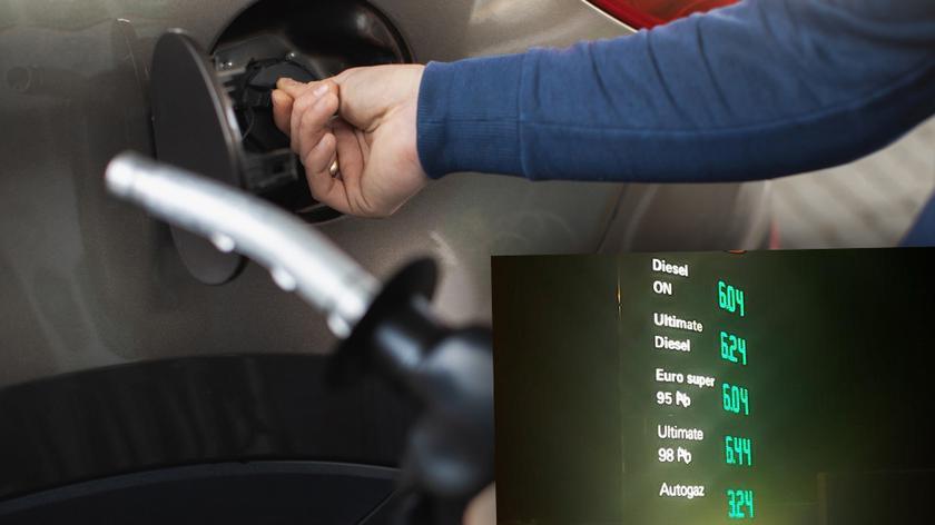 Rosną ceny paliw na polskich stacjach