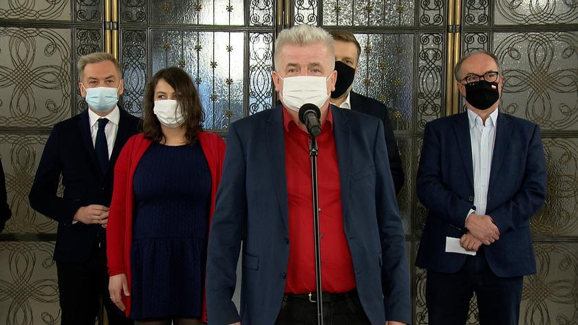 Piotr Ikonowicz kandydatem Lewicy na RPO