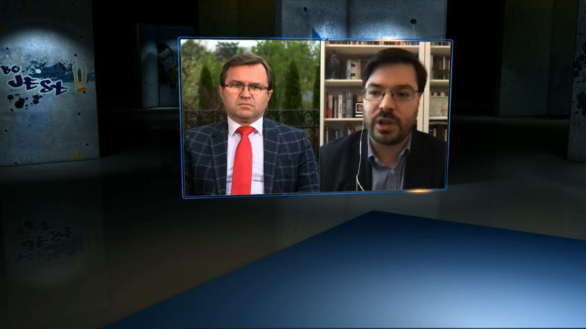 Tyszka: zakładam, że prezydent zrobi to, co mu każe prezes Jarosław Kaczyński