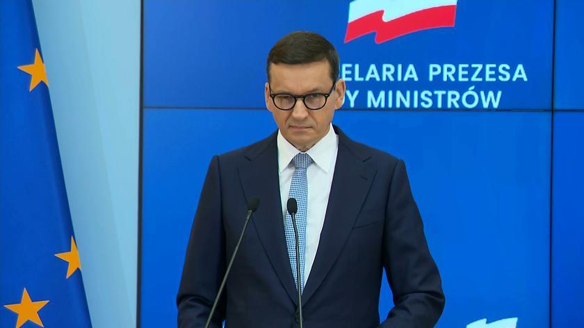 Morawiecki o funduszu na modernizację szpitali
