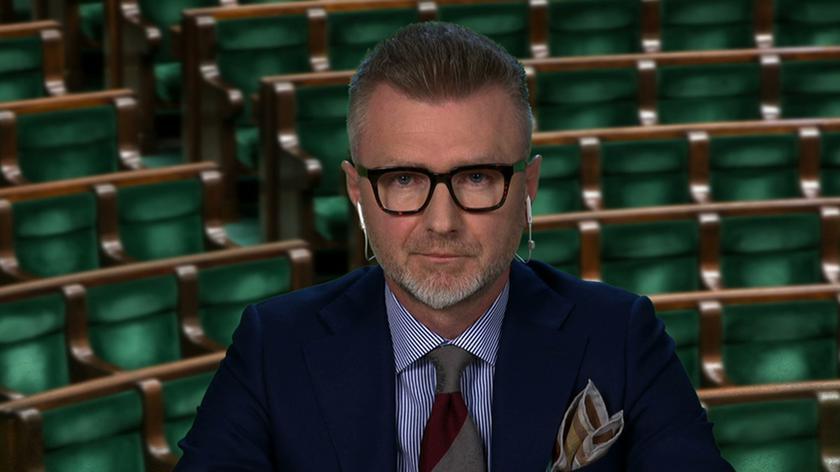 Makowski o wejściu Kaczyńskiego do rządu: mam nadzieję, że przez ostatnie tygodnie uczyli się mowy ciała prezesa