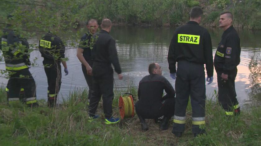 Akcja ratunkowa trwała do około godz. 21