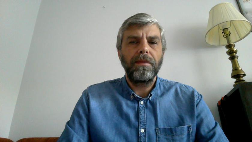 Rozmowa z Robertem Zielińskim o zatrzymaniu Sławomira Nowaka