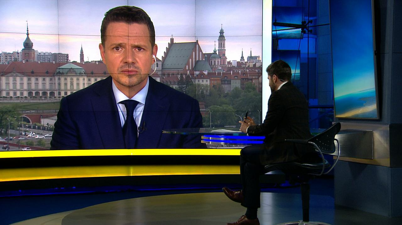 Trzaskowski: nie zamierzam mówić, że jest fantastycznie w Platformie Obywatelskiej