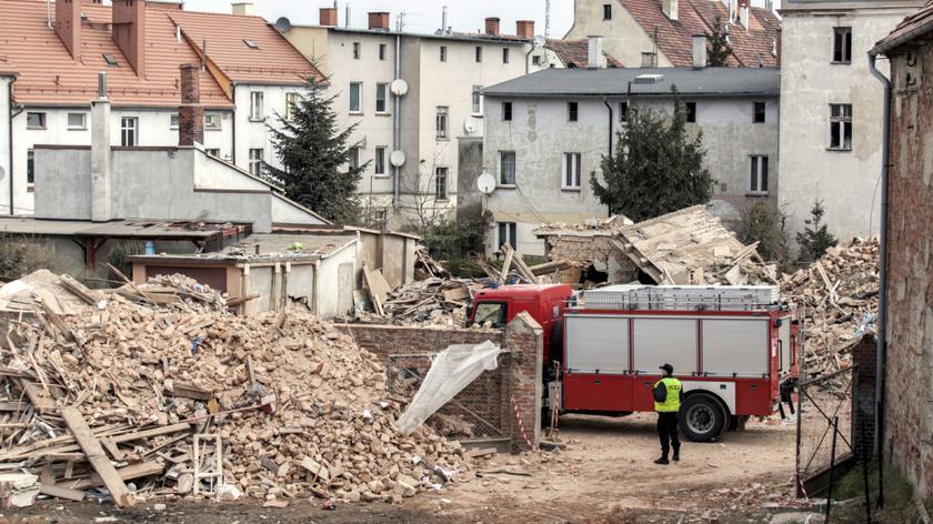 W Świebodzicach zakończyła się trwająca dobę akcja ratownicza