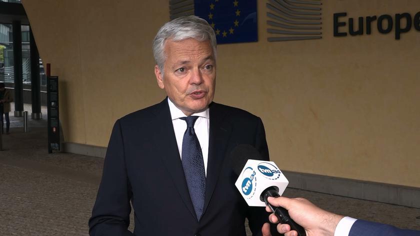 Unijny komisarz sprawiedliwości: analizujemy w tej chwili wszystkie możliwości reakcji