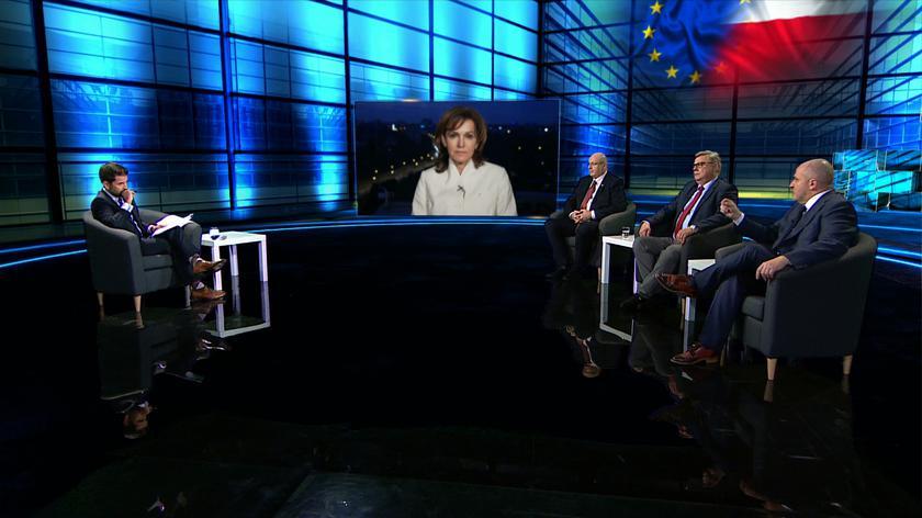 Kosma Złotowski: Polska nie jest okupowana, ale w związku z obecnością w UE ma oczywiście ograniczoną suwerenność