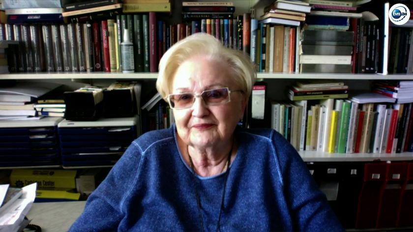 Prof. Łętowska: to wszystko, co się dzieje i czego jestem świadkiem, to jest jeden wielki skandal