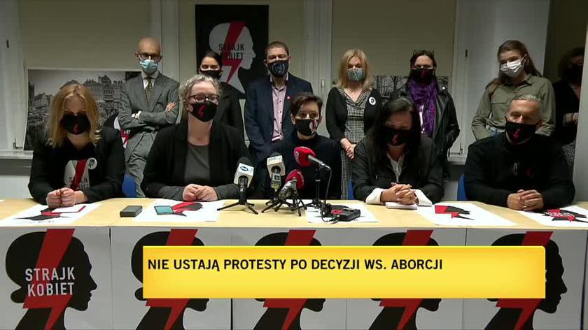 Powstała Rada Konsultacyjna Ogólnopolskiego Strajku Kobiet