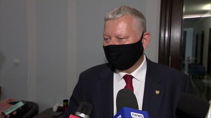 Marek Suski o nowelizacji ustawy o radiofonii i telewizji