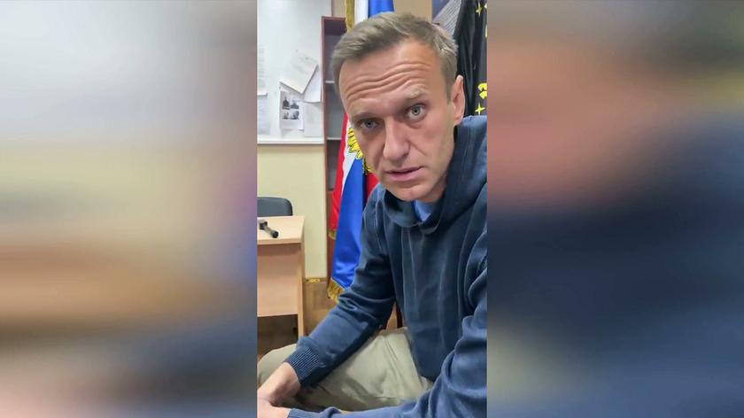 Nawalny: nie rozumiem, co się dzieje