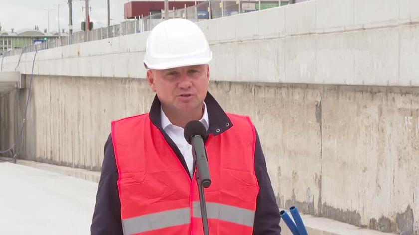 Duda o budowie Tunelu Świnoujście