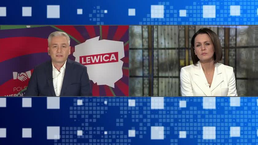 Biedroń: liderzy i liderki Lewicy będą na manifestacji w obronie Polski w Unii