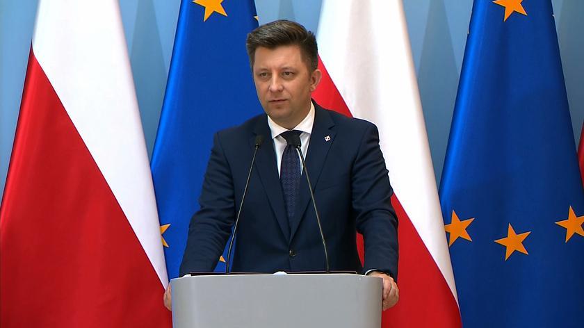 Dworczyk: w dniu ujawnienia ataku przekazałem premierowi gotowość złożenia rezygnacji ze stanowiska