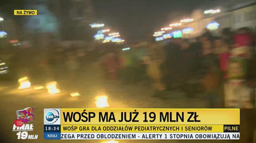 Fireshow w Białymstoku