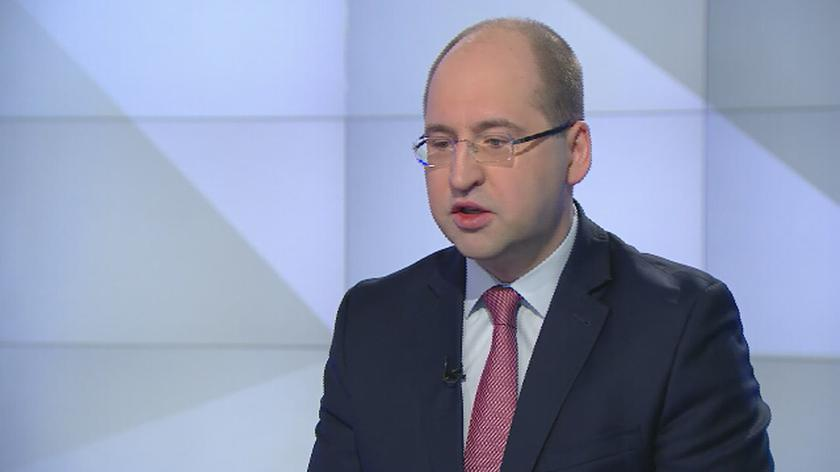 Adam Bielan o rozprawie Polski przed TSUE: Ta sprawa jest w ogóle precedensowa
