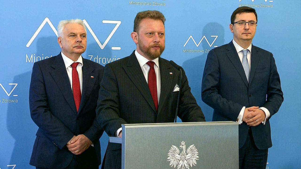 Koronawirus w Polsce. W Zielonej Górze potwierdzono pierwszy przypadek zarażenia wirusem SARS-CoV-2 - TVN24