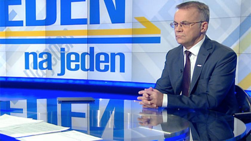 Jarosław Sellin o relacjach z Ukrainą