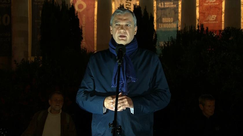 Łatuszka: trzeba wreszcie uznać Łukaszenkę i jego reżim za międzynarodową organizację terrorystyczną