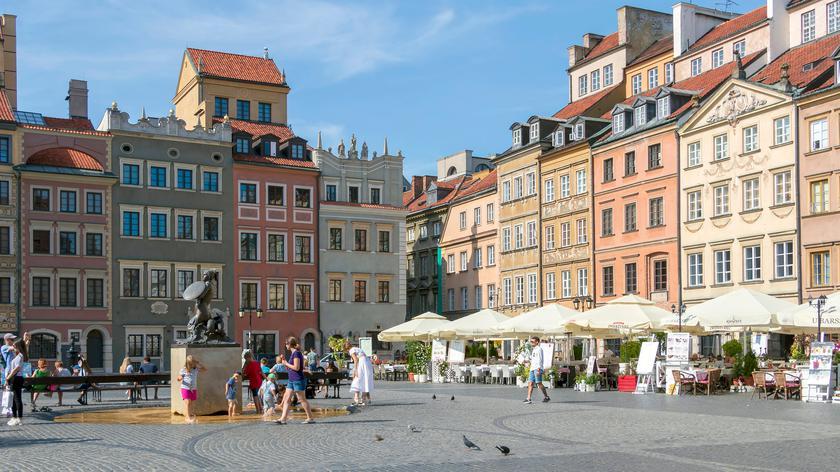 Polska gospodarka skurczyła się w drugim kwartale 2020 roku