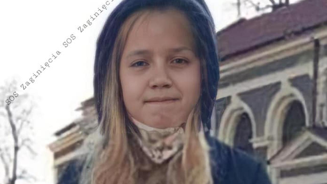 Poszukiwania ośmioletniej Małgosi. Dziewczynka wyszła z domu, nie wróciła