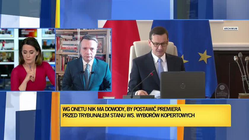 """""""To jest dzisiaj gigantyczny kłopot dla premiera Morawieckiego"""""""