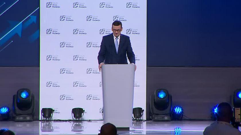 Mateusz Morawiecki o sytuacji gospodarczej