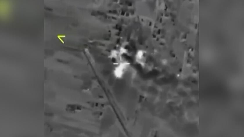 Rosyjskie bombowce Su-24 i samoloty szturmowe Su-25 dokonały nalotów na cele tak zwanego Państwa Islamskiego