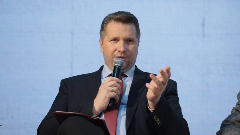 Opozycja chce odwołania ministra Czarnka. Wideo archiwalne z 23.06.2021 r.