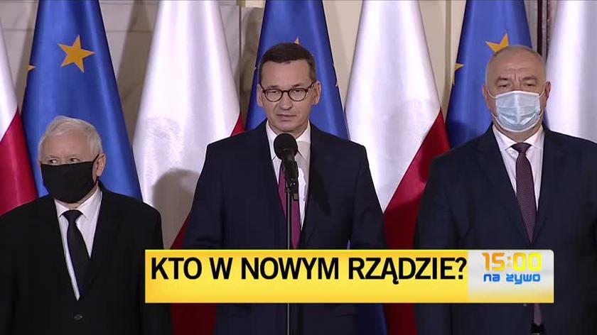Mateusz Morawiecki o planowanych zmianach w rządzie