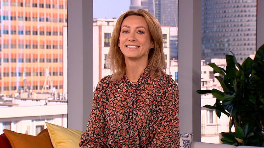 Anna Kalczyńska wspomina pracę w TVN24