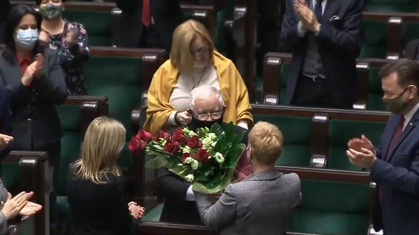 Głosowanie nad wnioskiem o wotum nieufności dla Jarosława Kaczyńskiego