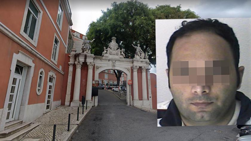 Lizbona. Karabinierzy zatrzymali w szpitalu bossa włoskiej mafii