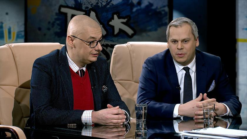 Rabenda: ciężko nie rozmawiać o ustawie antylichwiarskiej z prezesem PiS