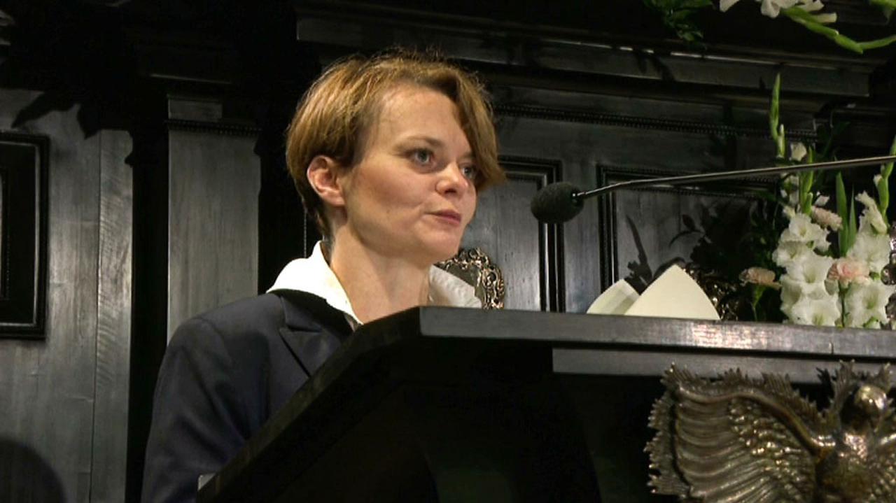 Emilewicz przemawiała na Jasnej Górze.