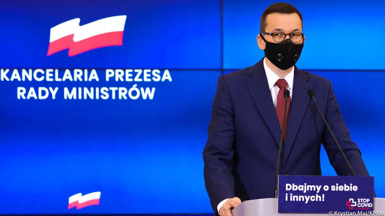 """Premier omawia nowy pakiet antykryzysowy. """"Wirus nie zostawia nam za wiele pola manewru"""""""