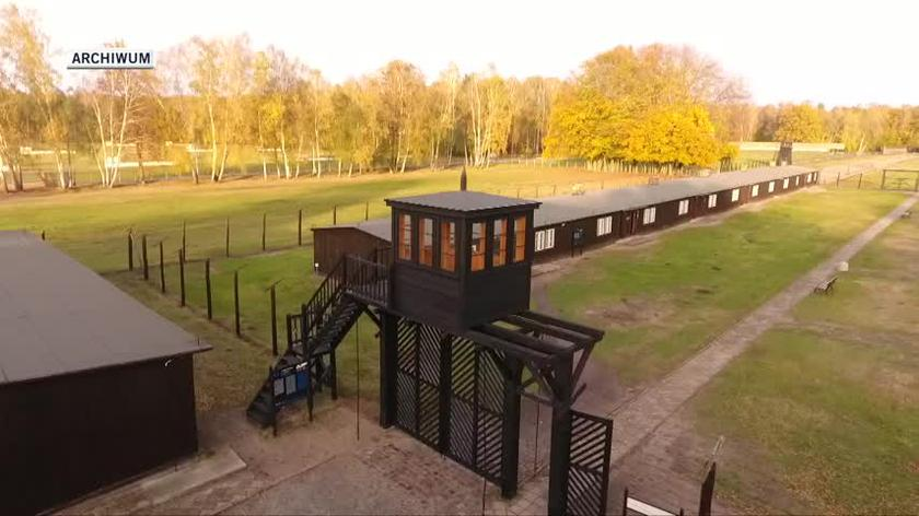 Kiedyś obóz koncentracyjny Stutthof, teraz muzeum Stutthof w Sztutowie