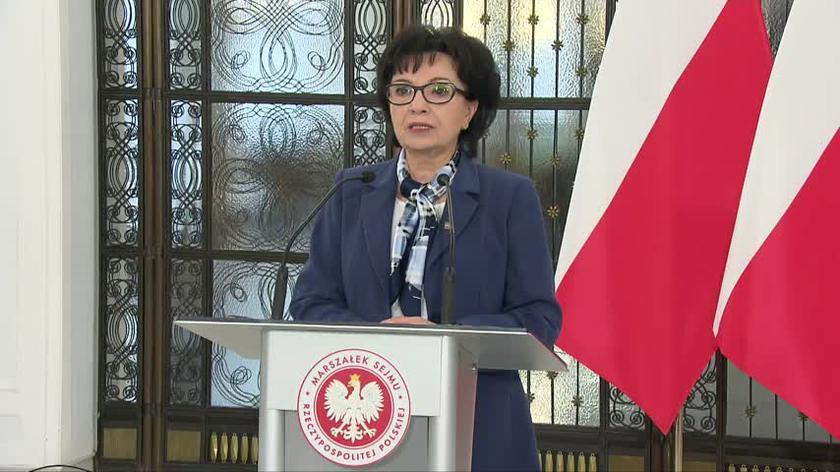 Witek: zmiany w regulaminie Sejmu mają dotyczyć także innych posiedzeń w czasie stanu epidemii lub innego stanu