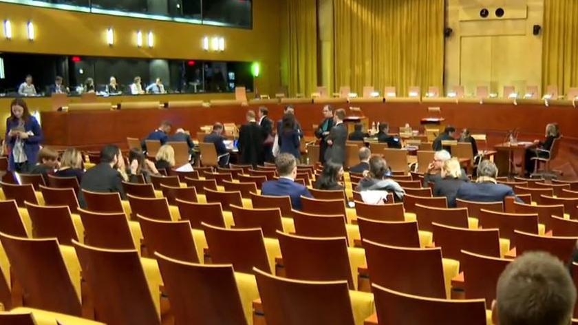 Rozprawa ws. Izby Dyscyplinarnej przed unijnym trybunałem