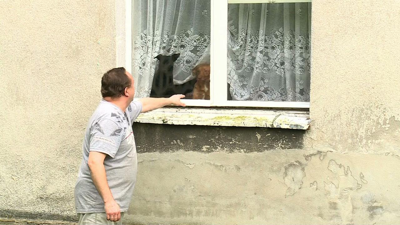 Nie pamiętał, jak się nazywa, gdzie mieszka, tylko o psie mówił. Pewnego dnia wyszedł i zmarł,