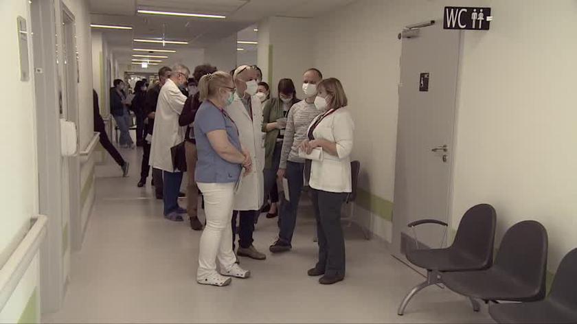 Połowa uprawnionych z grupy zero nie zgłosiła się do szczepień