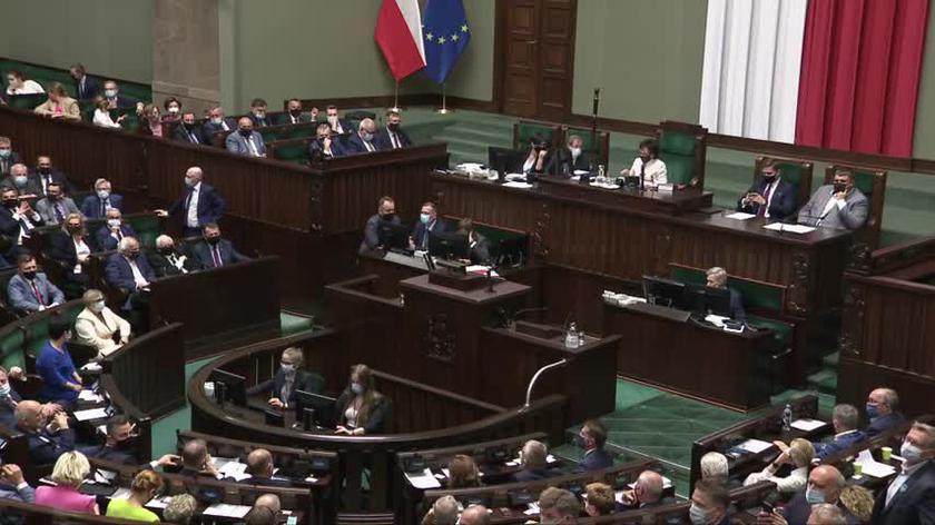 """""""Za"""" reasumpcją głosowało 229 posłów, przeciw był jeden poseł"""