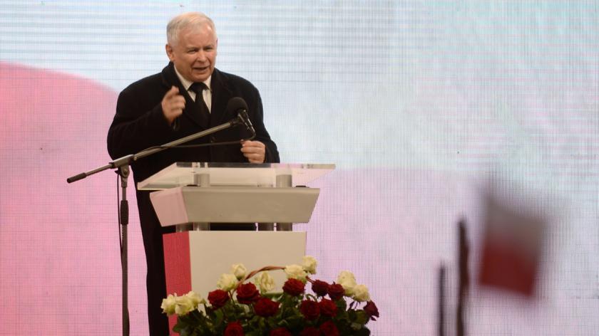 Wystąpienie Jarosława Kaczyńskiego w 6. rocznicę katastrofy smoleńskiej