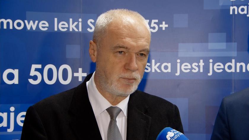 Marek Komorowski jest nowym kandydatem PiS na senatora za zmarłego Kornela Morawieckiego