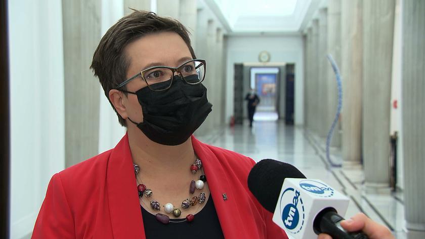 Lubnauer: protestujący wiedzą, że Unia Europejska to kwestia bezpieczeństwa, rozwoju gospodarczego, wartości
